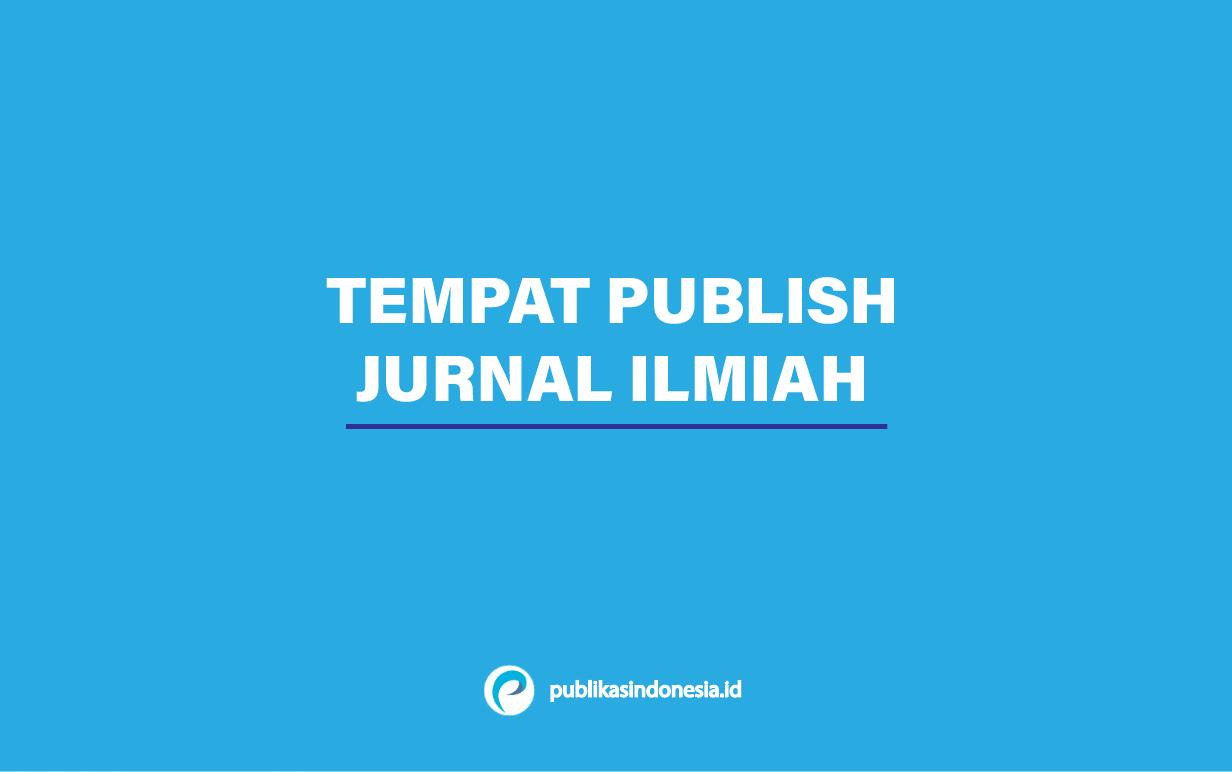 tempat publish jurnal