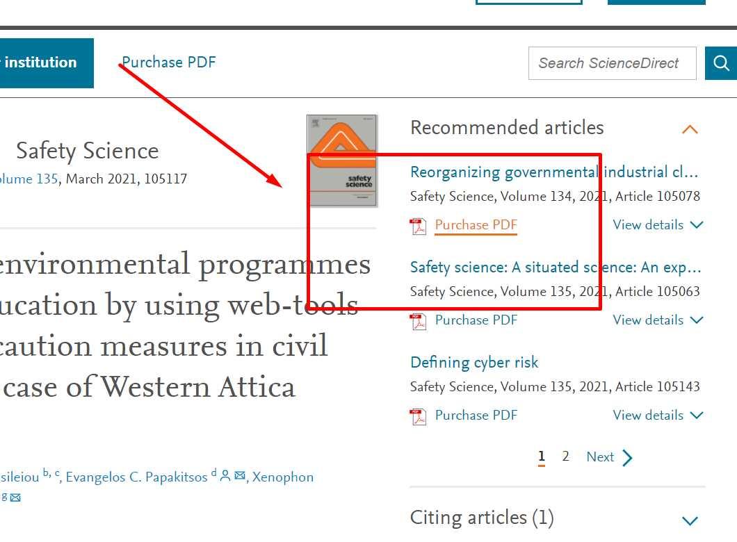 cara download jurnal internasional gratis dengan doi
