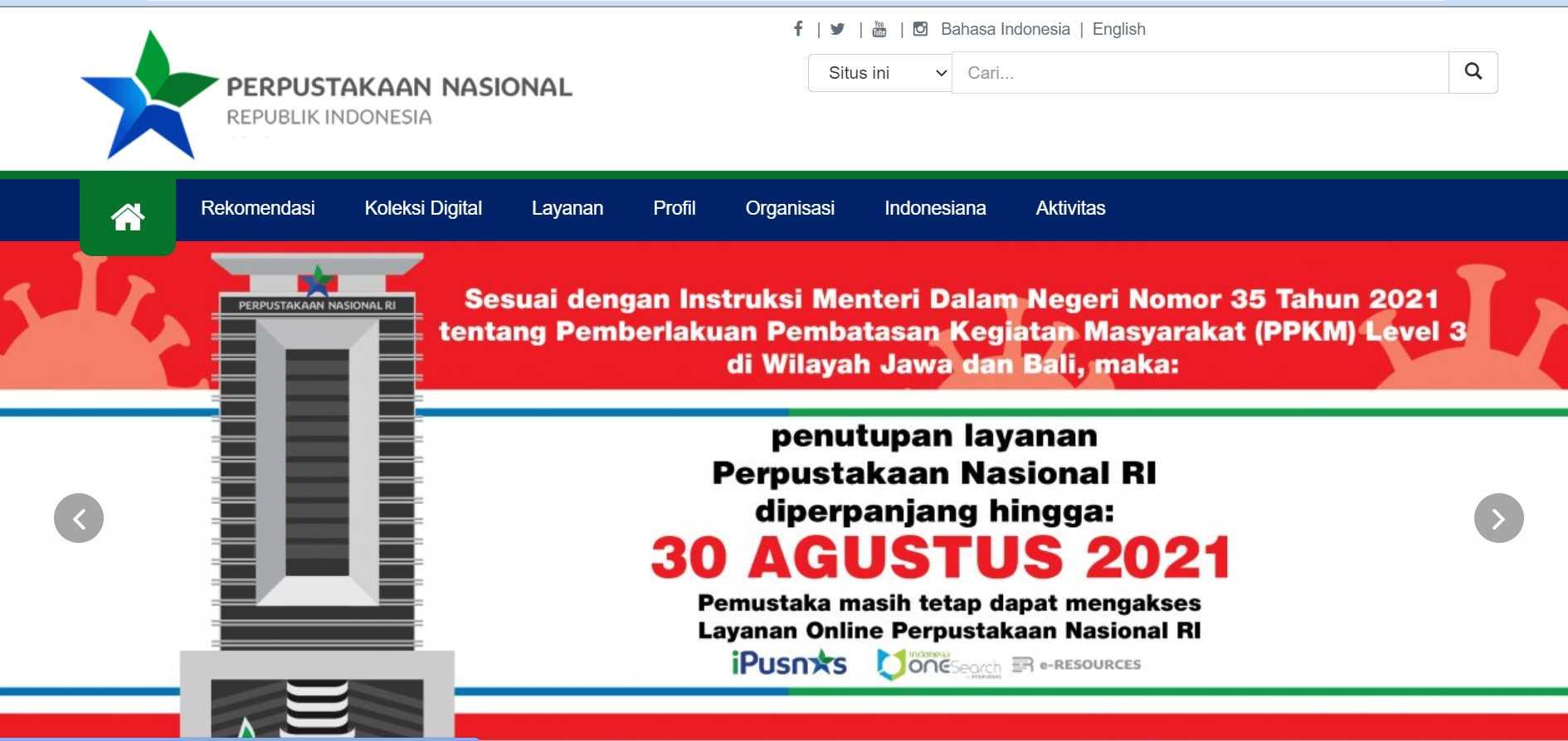 website mencari jurnal